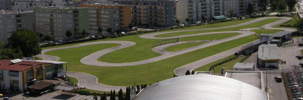 Karting staza Karting Centra Zagreb